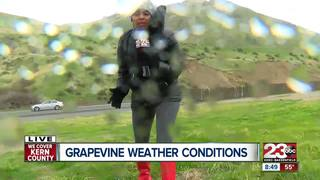 Up to 80 mph winds expected along the Grapevine