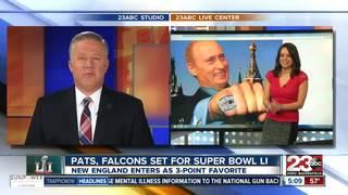 Putin has a Super Bowl ring