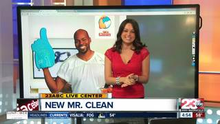 Mr. Clean has a replacement