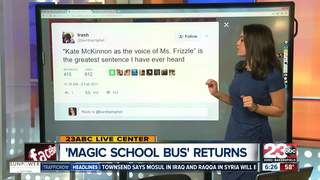The Magic School Bus is back
