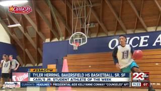 Male Athlete of the Week: Tyler Herring