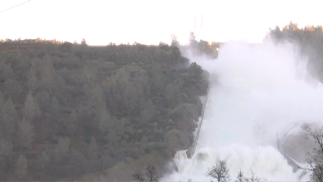 Mandatory Evacuation Order Issued for Oroville, Marysville Residents, Officials Say