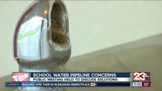 Officials discuss plan to fix water supply