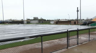 Weather halts sporting events across the Valley