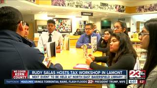 Free tax preparation workshop held in Lamont