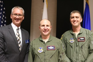 Edwards Air Force Base initiates Commanders