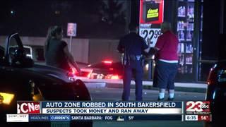 Auto Zoe employees robbed at gunpoint