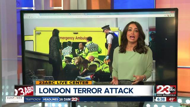 Breaking news London Attack- Act of Islamic State