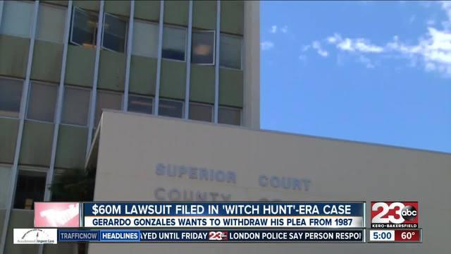 -60 million lawsuit filed in -Witch Hunt--era case