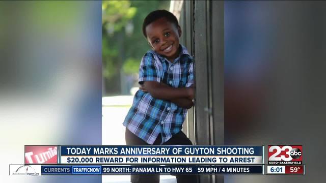BPD searching for eyewitness in Kason Guyton-s murder- reward now -20-000