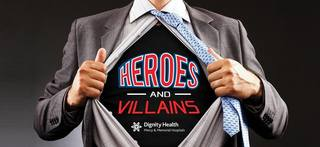 Local orchestra taking on 'Heroes and Villains'