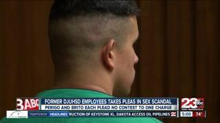 Juan Brito and Bobby Perigo take plea deals