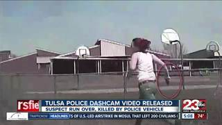 New video in death of Tulsa wanted woman