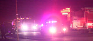 Pedestrian struck by car in NE Bakersfield