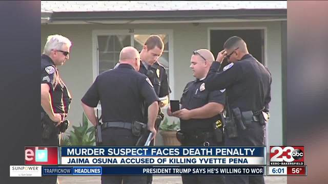 Potential death penalty case set to begin Monday