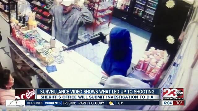 KCSO investigating shooting at Lamont convenience store