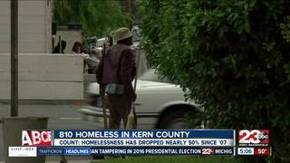 Homelessness in Kern County has decreased