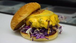 At The Table: Fresh Korean short rib burger