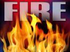 Brush fire burning on SR 46 near Kern Co. line