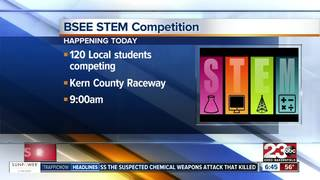 Taft STEM Competition set to kick off this...