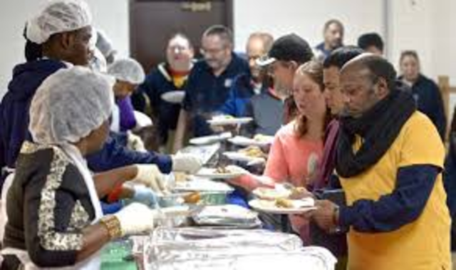 Rescue Mission preps for Easter feast