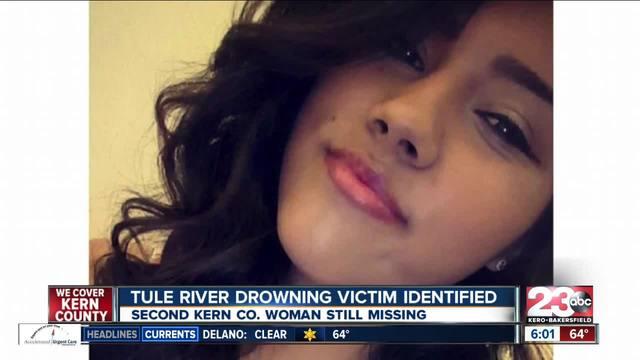 Tule River drowning victim identified