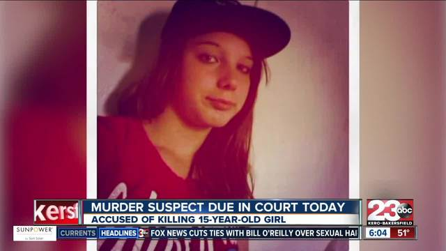 Man who killed teen in South Bakersfield facing charges