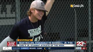 Male Athlete of the Week: Sean Mullen