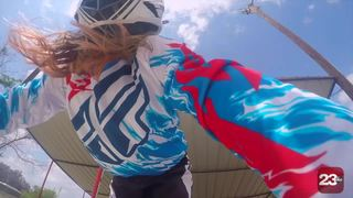 11-year-old BMX Star going to Worlds