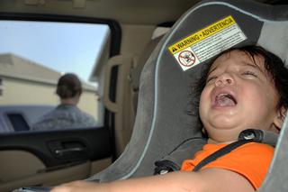 Child vehicular heatstroke awareness, prevention