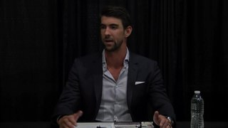 WATCH: Raw interview with Michael Phelps