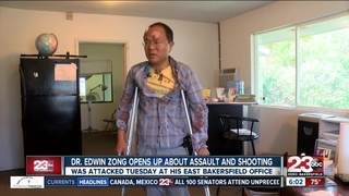 Local doctor speaks out after deadly shooting