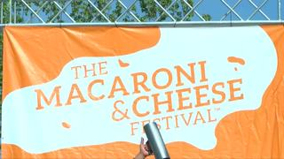 At The Table: Mac and Cheese Fest Exclusive