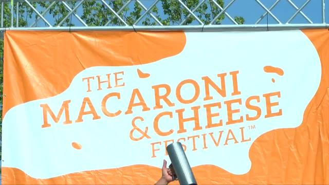 Mac and Cheese Fest comes to Bakersfield
