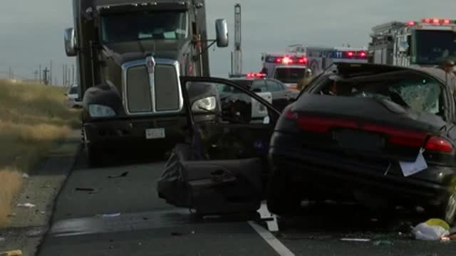 Fatal accident on Highway 65 kills one