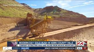 MIKC: Golden Queen Mining Company