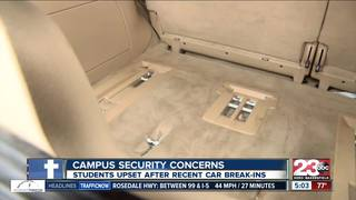 Students are questioning safety on campus