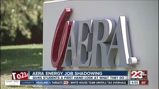 Aera hosts job shadow event for Indepence HS
