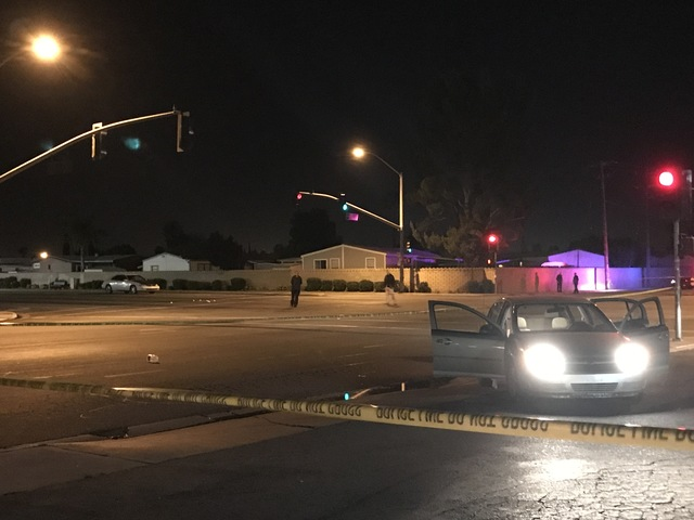 One man shot in Southwest Bakersfield