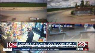 Store owner who shot shoplifter due in court