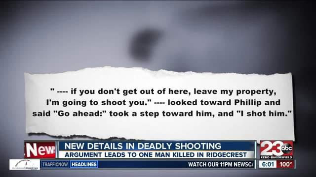 Update on Ridgecrest homicide reveals interesting new details