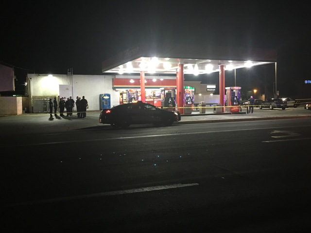 Shooting investigation in Central Bakersfield