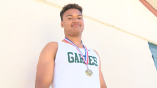 Male Athlete of the Week: Cameron Roberson