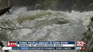 Body pulled from Kern River