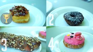 At The Table: Kern County Donut Battle