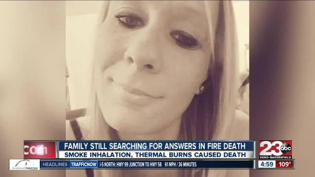 Coroner-s report for Danielle Karlen reveals she died of smoke…