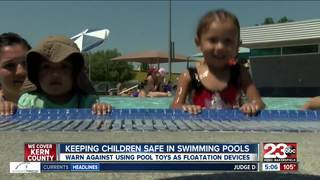 Unxexpected safety myths for kids while swimming