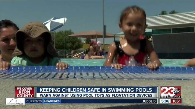 Dangerous myths of swimming in the Bakersfield heat you need to know