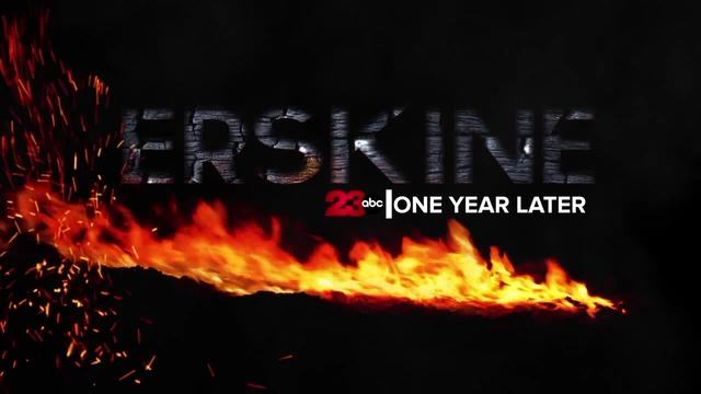 Erskine Fire - One Year Later