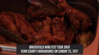Bakersfield's Hottest Wing Spots